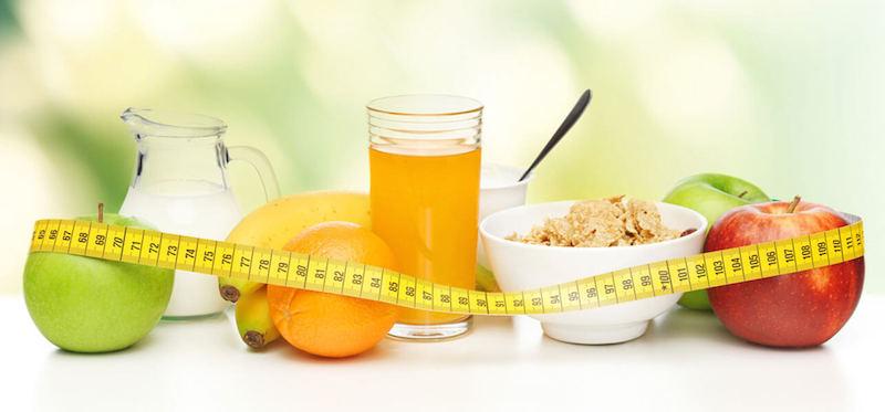 dieetit laihdutuksen tukena